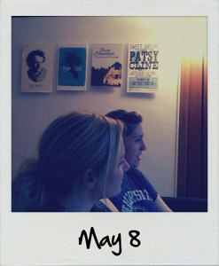 Polaroid | May 8