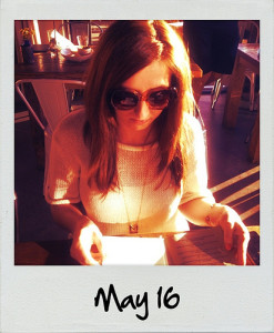 Polaroid | May 16