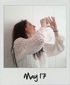 Polaroid | May 17