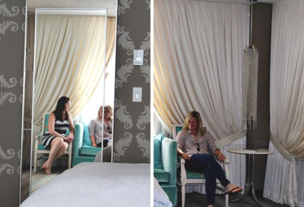 The Nines Hotel Room