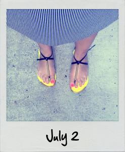 Polaroid | July 2