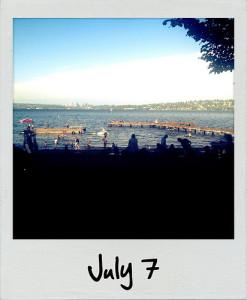 Polaroid | July 7