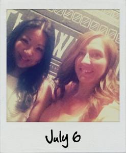 Polaroid | July 6