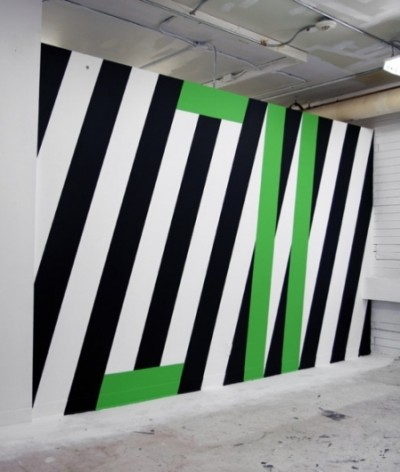 Bold Graphic Wall