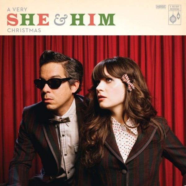 Music Monday. She & Him