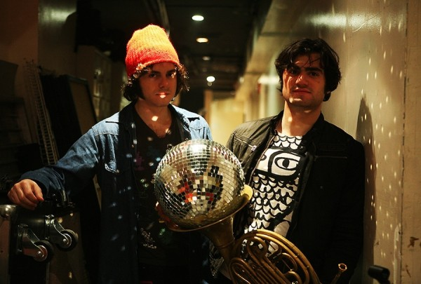 Music Monday. French Horn Rebellion