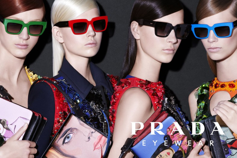 Summer Fashion 2014. Prada