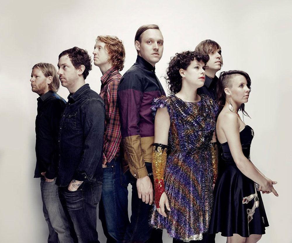 Music Monday. Arcade Fire