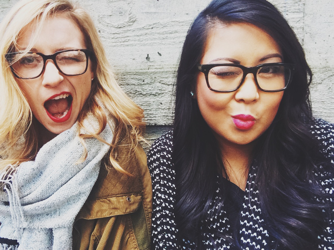 We heart Warby Parker