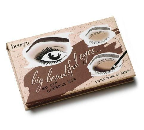 Big Beautiful Eyes by Benefit