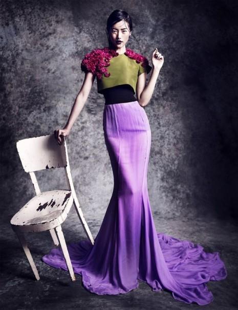 fashion + color