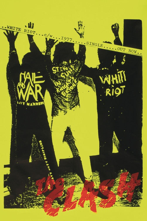 punk rock posters