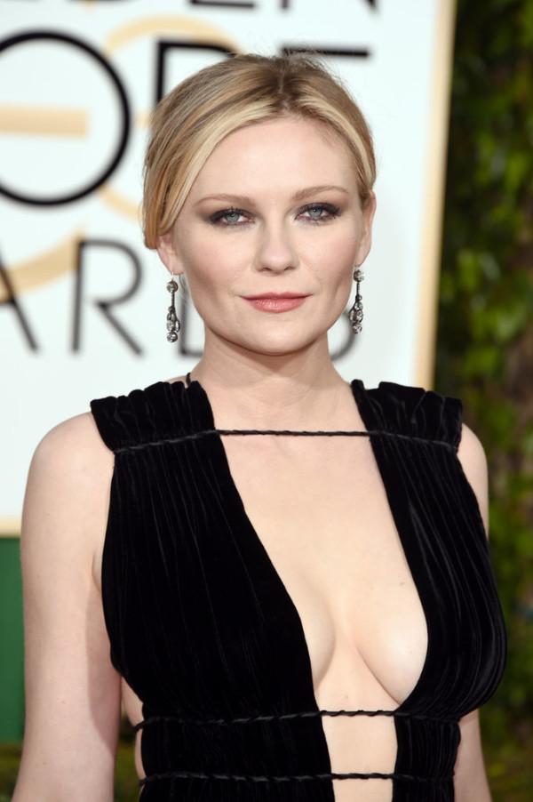 Golden Globes Makeup