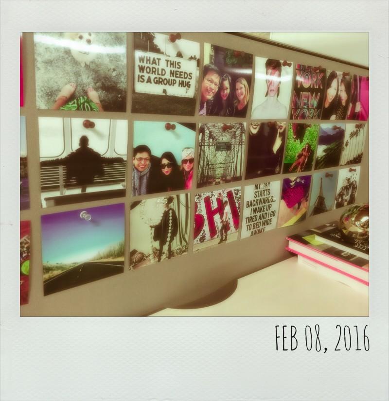 Polaroid Feb 8