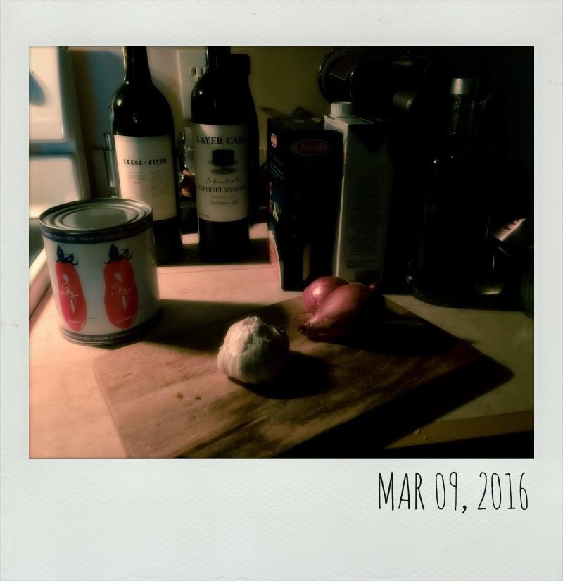 Polaroid  Mar 9
