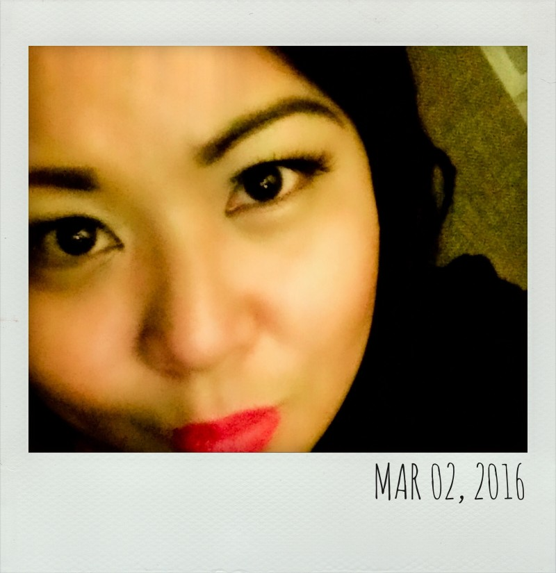 Polaroid  Mar 2