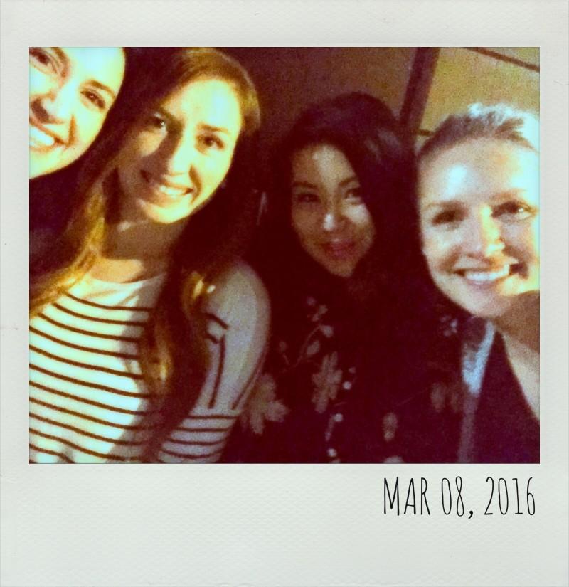 Polaroid  Mar 8