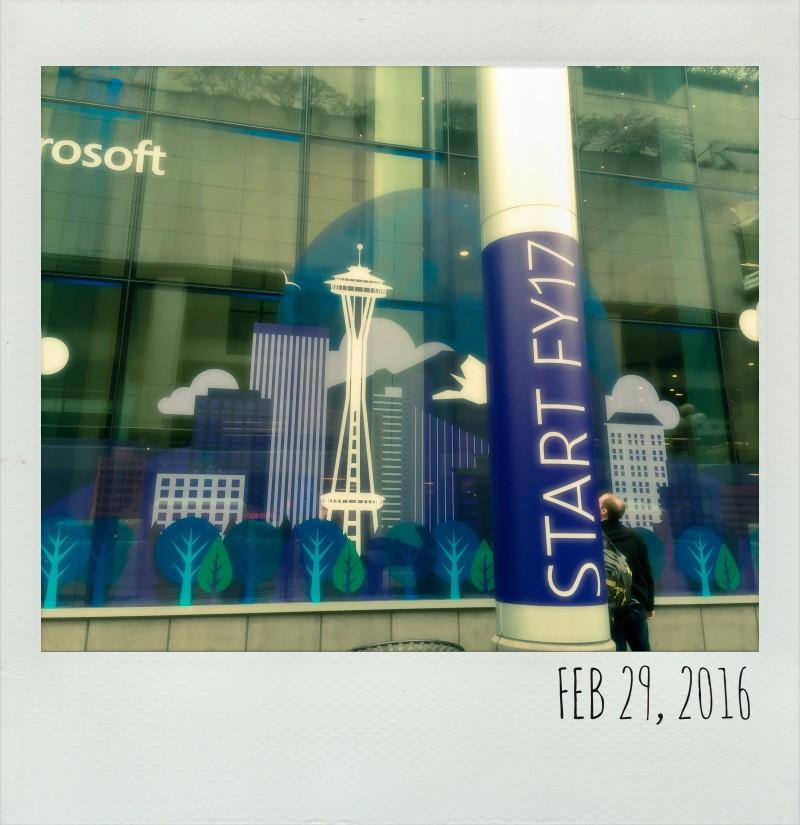Polaroid  Feb 29