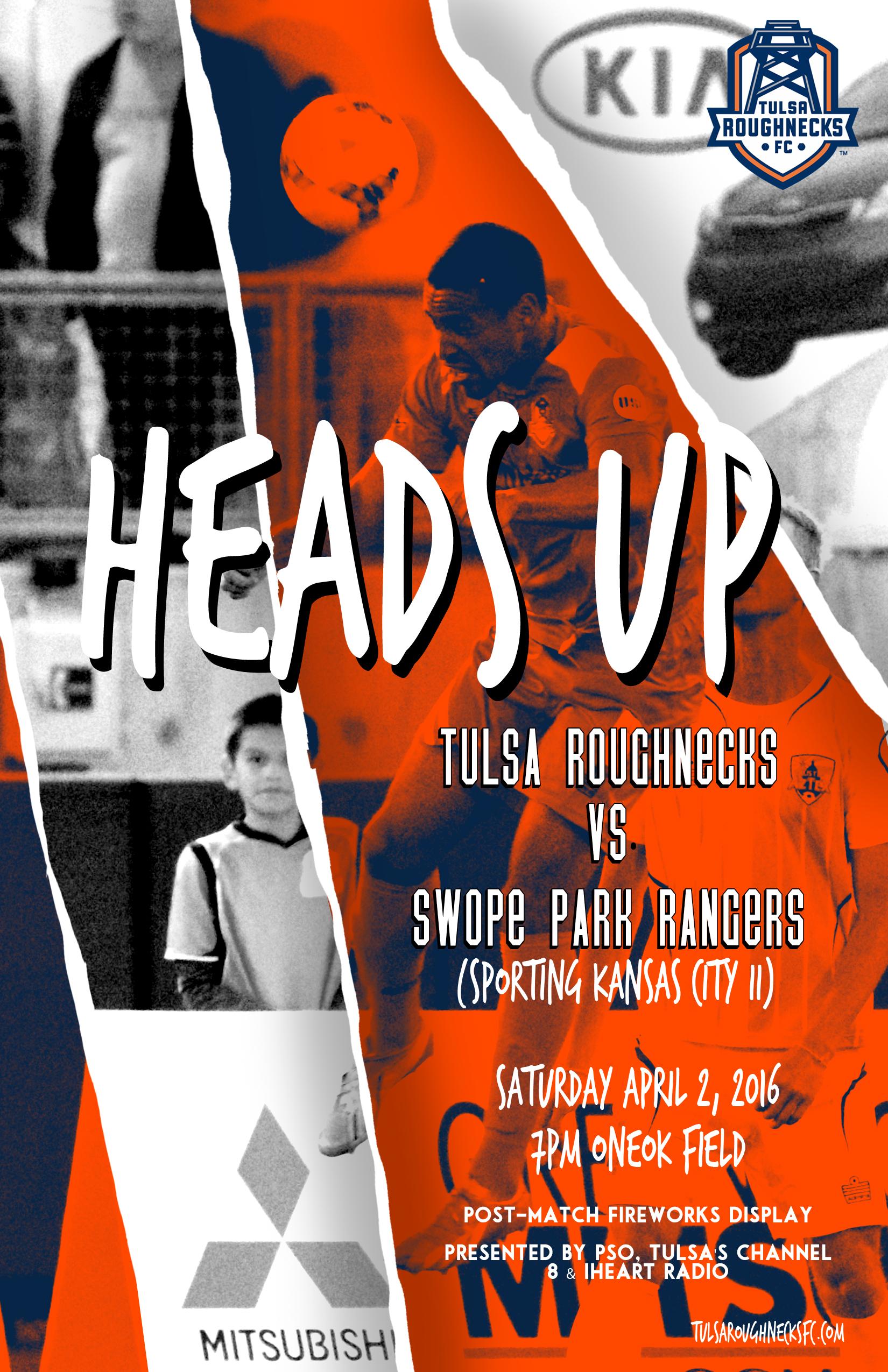 Tulsa Roughneck Posters