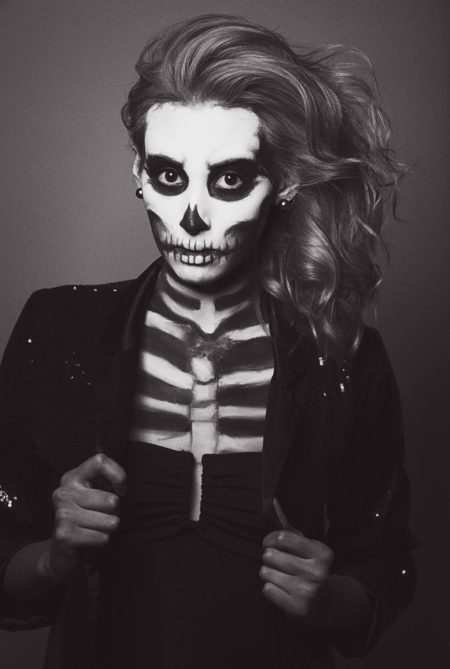 Chic Halloween Looks